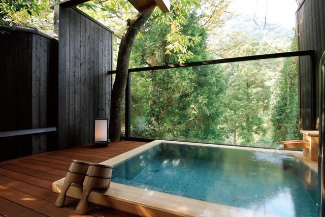 Thung lũng xanh Yamanaka - quê hương của nguồn suối nước nóng cổ đại - 5