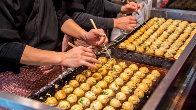 10 món ăn thống trị trong những lễ hội mùa hè ở Nhật Bản - 9