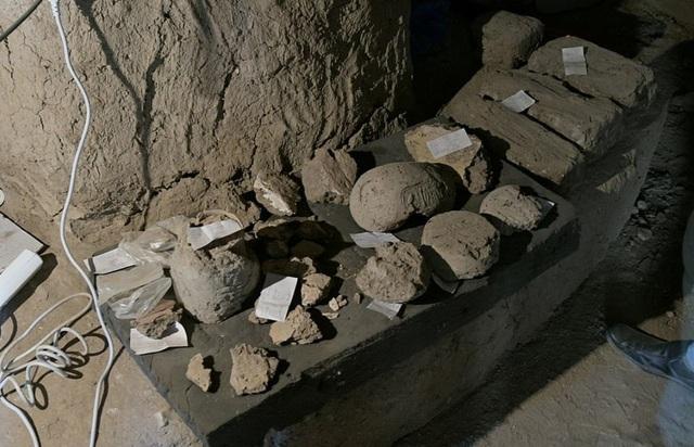 Ai Cập tìm thấy thành phố cổ lớn kỷ lục bị chôn vùi hàng thiên niên kỷ - 3