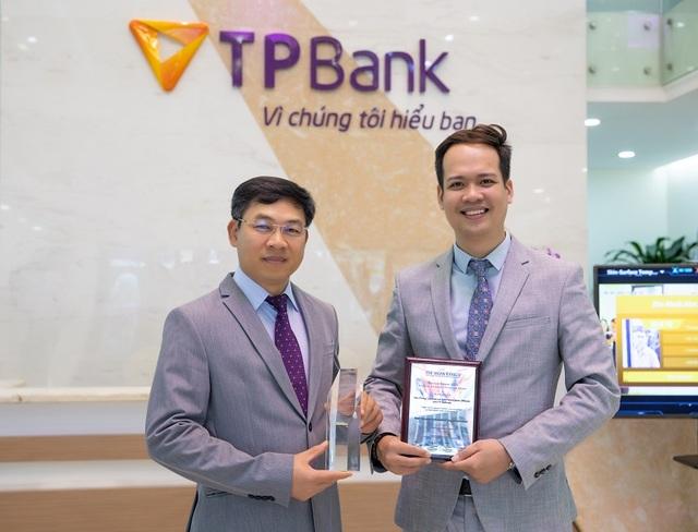TPBank giành 2 giải thưởng quốc tế danh giá về ngân hàng số - 1