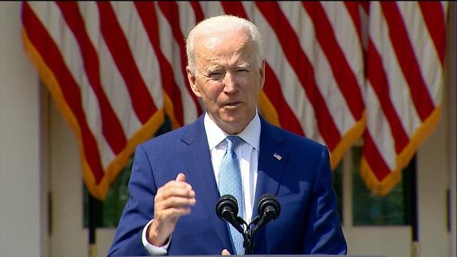 Tổng thống Mỹ Biden nói nhầm tên cơ quan liên bang - 1