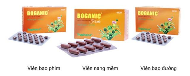Bổ gan Boganic - Traphaco xác lập kỷ lục Việt Nam - 2