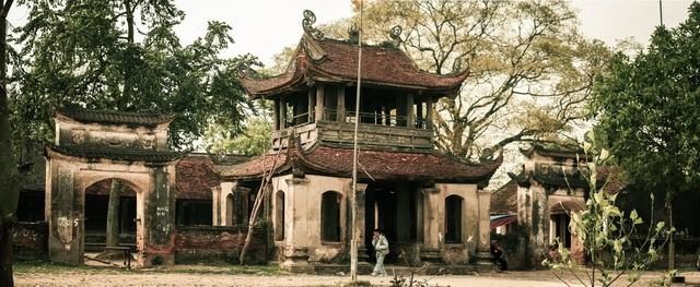Di tích quốc gia chùa Đậu trùng tu lỗi, Sở Văn hóa vào cuộc - 1