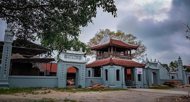 Di tích quốc gia chùa Đậu trùng tu lỗi, Sở Văn hóa vào cuộc - 2