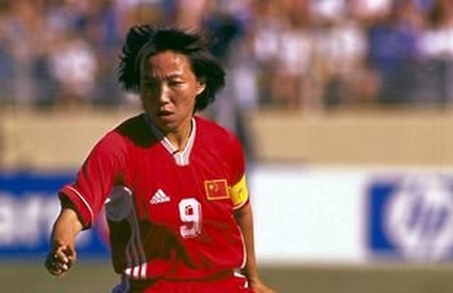Cuộc đời phi thường của Tôn Văn, huyền thoại bóng đá nữ Trung Quốc - 1