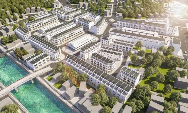 Hạ tầng phát triển kích cầu thị trường bất động sản Tây Đô - 1