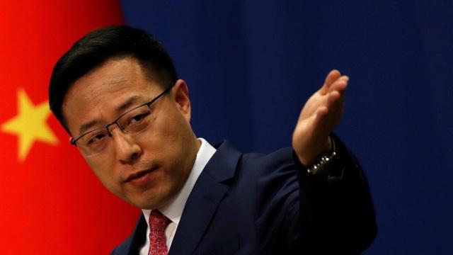 Trung Quốc cáo buộc Mỹ bá quyền, dọa tung đòn đáp trả - 1