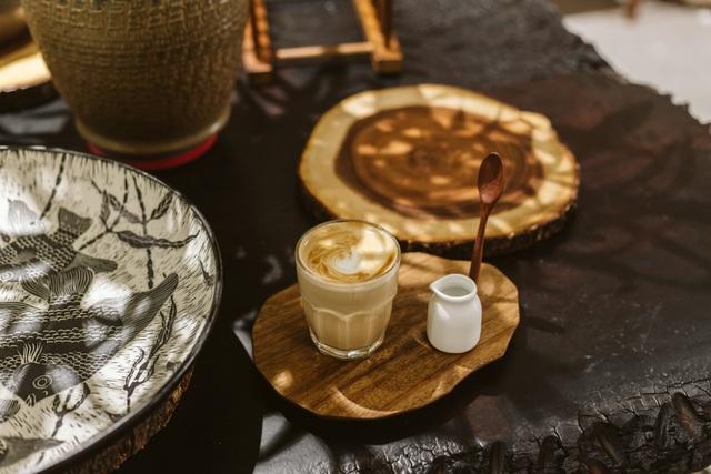 Quán cà phê trốn khói bụi, menu toàn đồ uống sáng tạo có một không hai - 10