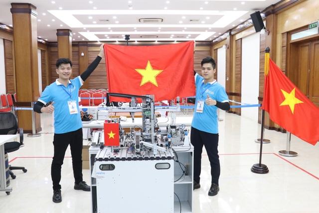 Việt Nam giành Huy chương Vàng thi nghề Cơ điện tử Châu Á- Thái Bình Dương - 1