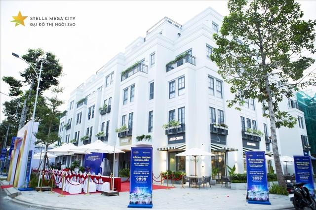 Tối ưu không gian thương mại và sinh hoạt với thiết kế Shophouse tại Stella Mega City - 2