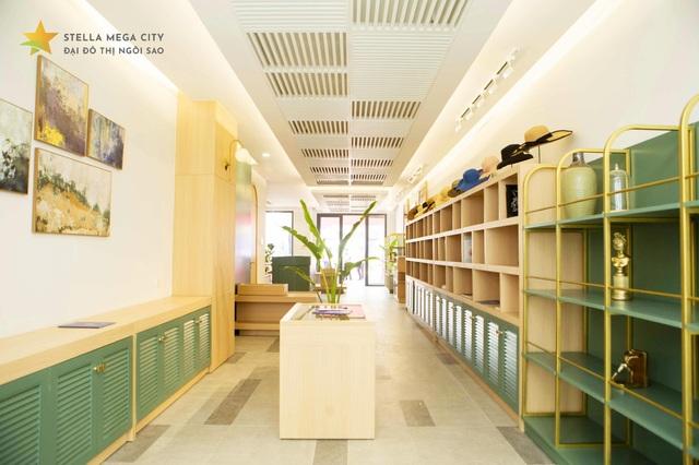 Tối ưu không gian thương mại và sinh hoạt với thiết kế Shophouse tại Stella Mega City - 3