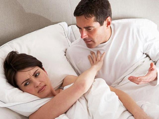 Muốn ra ngoài tìm cảm giác lạ vì vợ chục năm chỉ một tư thế - 1