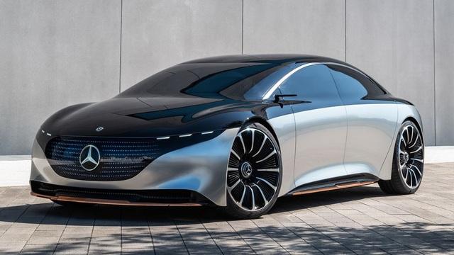 Những mẫu xe chạy điện hạng sang được trông đợi nhất hiện nay (P.4) - 6