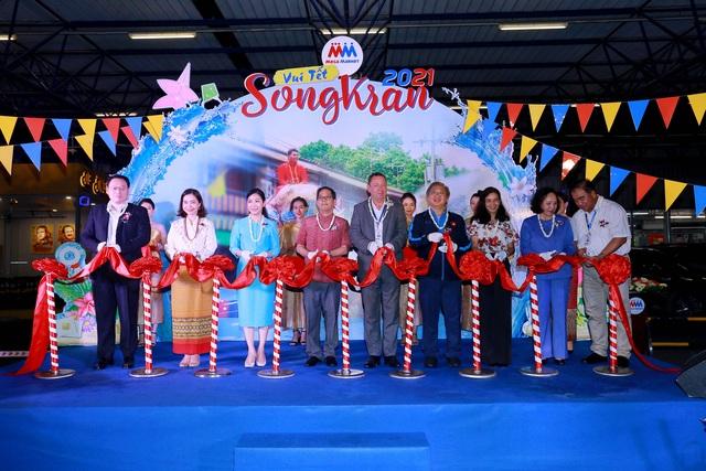Tuần hàng mua sắm Vui Tết Songkran chính thức diễn ra tại MM Mega Market - 1