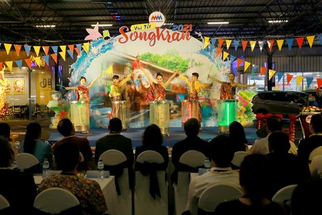 Tuần hàng mua sắm Vui Tết Songkran chính thức diễn ra tại MM Mega Market - 2