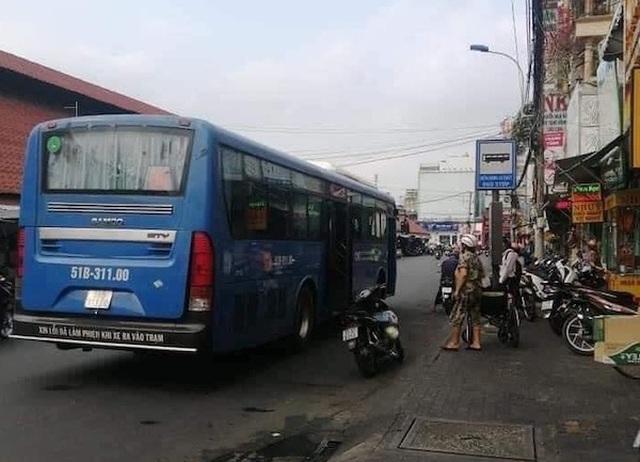 TPHCM: Thực hư việc xe buýt không phục vụ người khuyết tật - 1