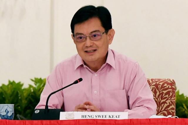 Thủ tướng tương lai Singapore bất ngờ rút lui để người trẻ hơn kế nhiệm - 1