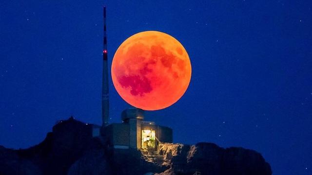 Liên tiếp sự kiện thiên văn thú vị cuối tháng 4 - 1