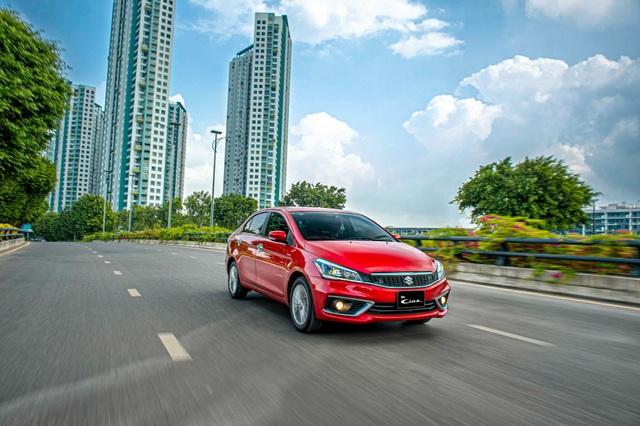 Suzuki Ciaz mới chinh phục các khách hàng khó tính - 1