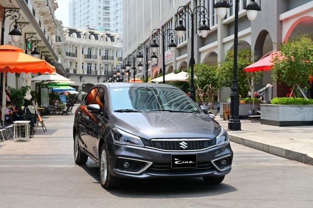 Suzuki Ciaz mới chinh phục các khách hàng khó tính - 4