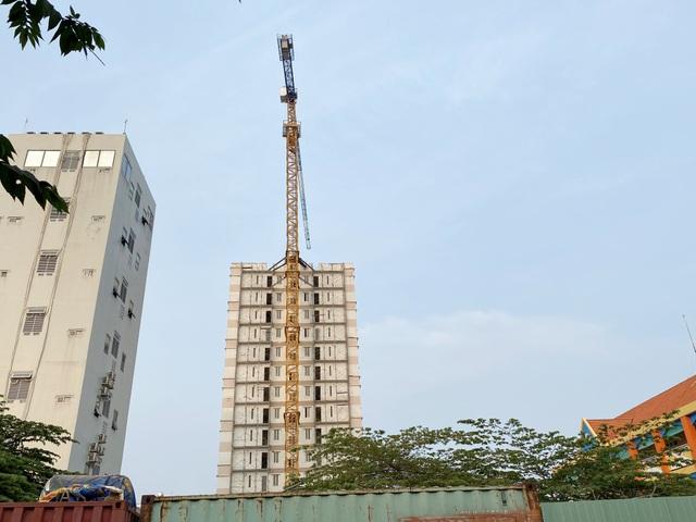 5 năm mỏi mòn chờ giao nhà tại dự án Tân Bình Apartment - 2