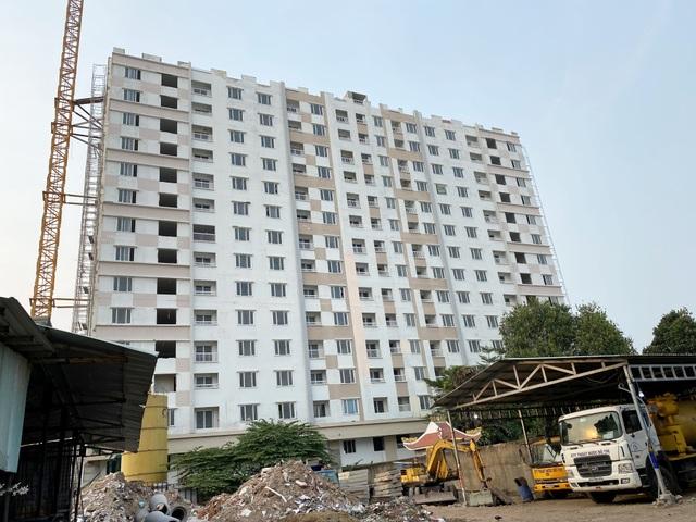5 năm mỏi mòn chờ giao nhà tại dự án Tân Bình Apartment - 3