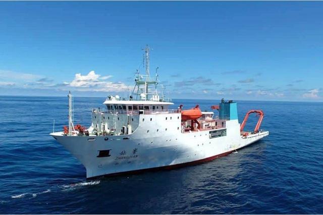 Trung Quốc khoan sâu xuống Biển Đông - 1