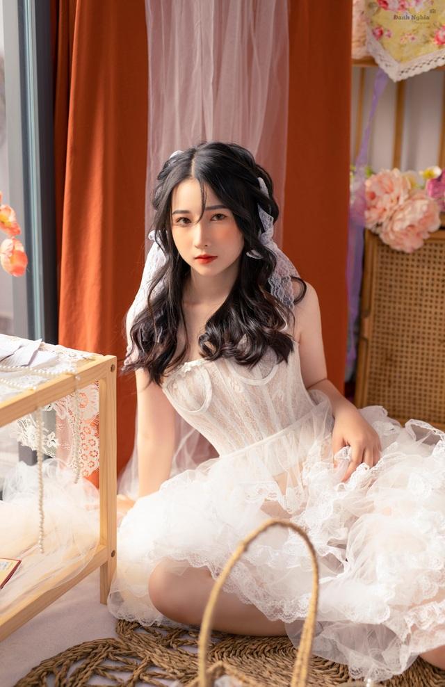 Hot girl Tây Ninh tung bộ ảnh nàng thơ đốn tim cộng đồng mạng - 7