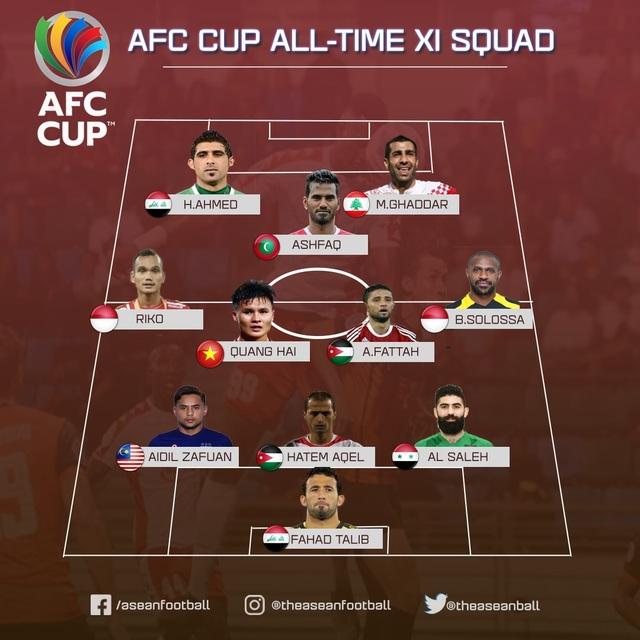 Quang Hải bất ngờ được Liên đoàn bóng đá châu Á vinh danh - 2