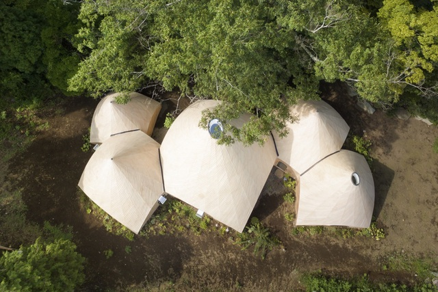 Nhà dưỡng lão trên đỉnh đồi mang hơi thở thiên nhiên ở Nhật Bản - 2