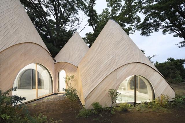 Nhà dưỡng lão trên đỉnh đồi mang hơi thở thiên nhiên ở Nhật Bản - 10
