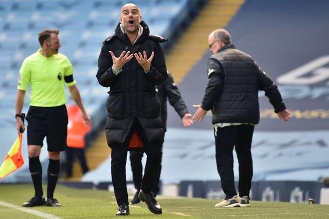 Man City 1-2 Leeds: Đòn knock-out bất ngờ ở phút 90 - 6
