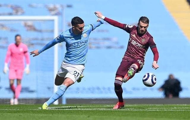 Man City 1-2 Leeds: Đòn knock-out bất ngờ ở phút 90 - 13