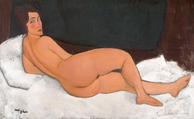 Khỏa thân trong hội họa hiện đại lột xác nhờ một bộ tranh bị tuýt còi - 6