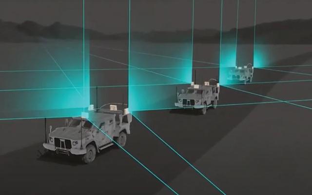 Giải pháp radar 3D của Mỹ để trị các UAV sát thủ bầy đàn của Trung Quốc - 1