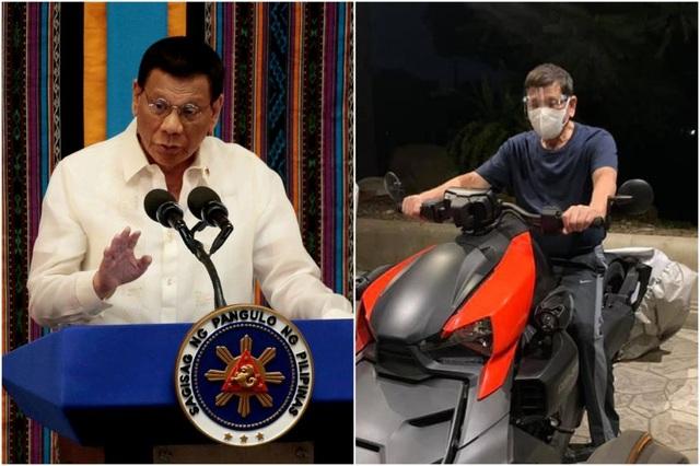 Tổng thống Philippines vắng bóng bí ẩn - 1