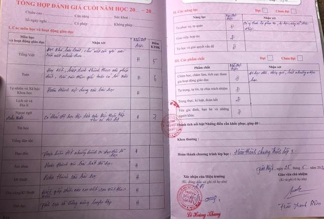 HS lớp 6 không đọc được chữ: Phụ huynh không hiểu vì sao con lên lớp? - 2