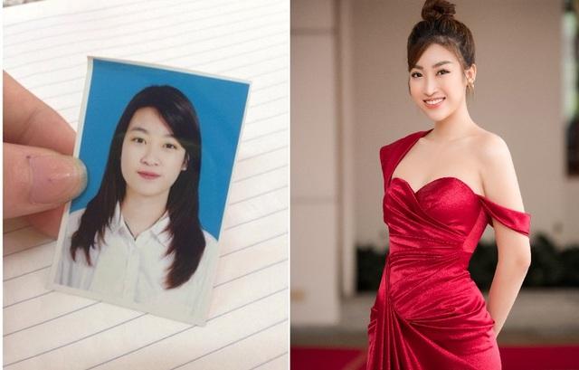 Trần Tiểu Vy tung ảnh thẻ đi làm CCCD, dàn sao Việt bị soi nhan sắc ảnh thẻ - 7