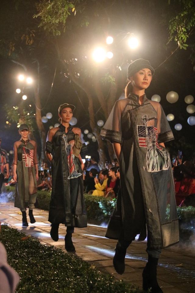 Tự hào Thế giới trong tà áo dài Việt - 8