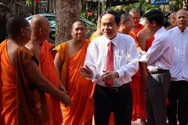 Phó Chủ tịch Quốc hội chúc Tết Chôl Chnăm Thmây - 1