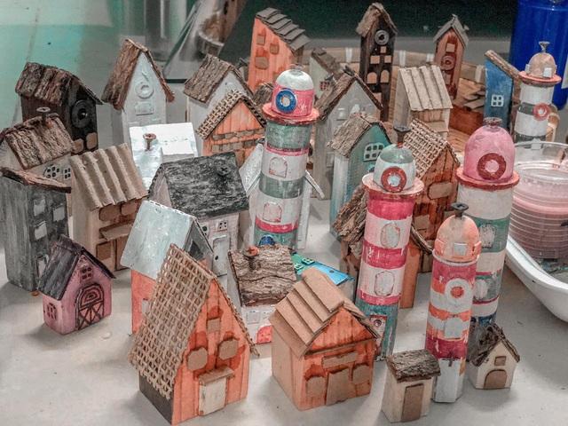 Chàng trai mê xây nhà từ gỗ vụn - 1