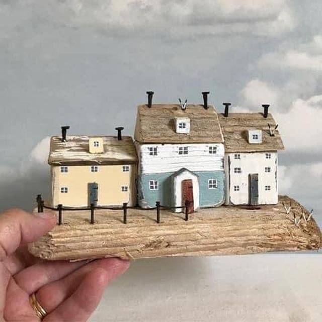 Chàng trai mê xây nhà từ gỗ vụn - 9