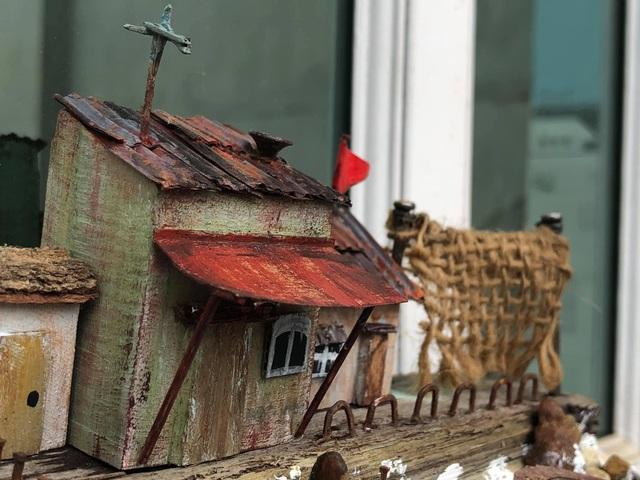 Chàng trai mê xây nhà từ gỗ vụn - 4