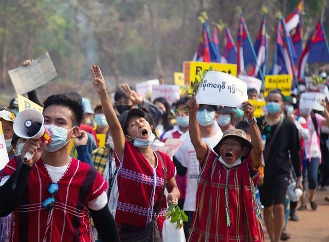 Các nghị sĩ Myanmar cầu cứu Liên Hợp Quốc hành động khẩn cấp - 1