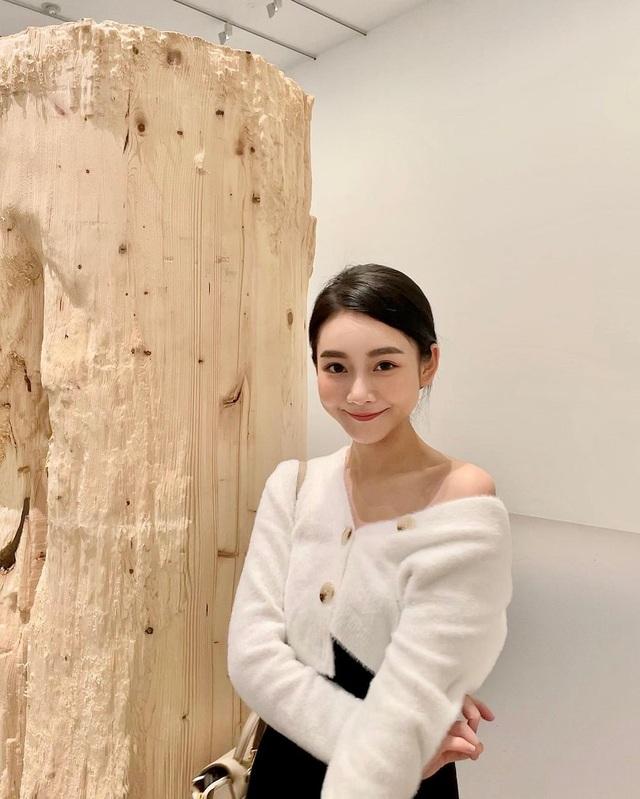 Nữ thần y khoa Đài Loan đẹp như diễn viên điện ảnh, hút hồn dân mạng - 1