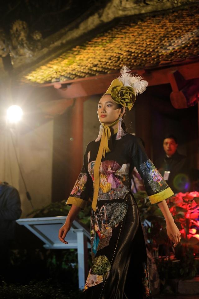 Tự hào Thế giới trong tà áo dài Việt - 15