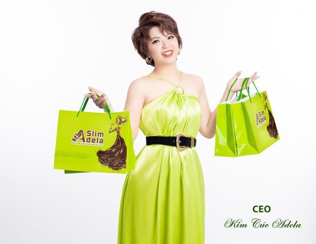 Bí quyết giúp sản phẩm hỗ trợ giảm cân Slim Adela chinh phục phái nữ - 1