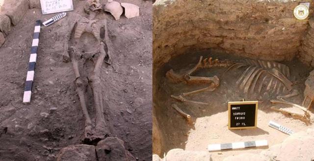 Phát hiện tàn tích của Thành phố vàng đã mất ở Ai Cập - 3