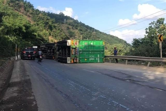 Hai ngày 3 vụ tai nạn giao thông làm 3 người chết - 1