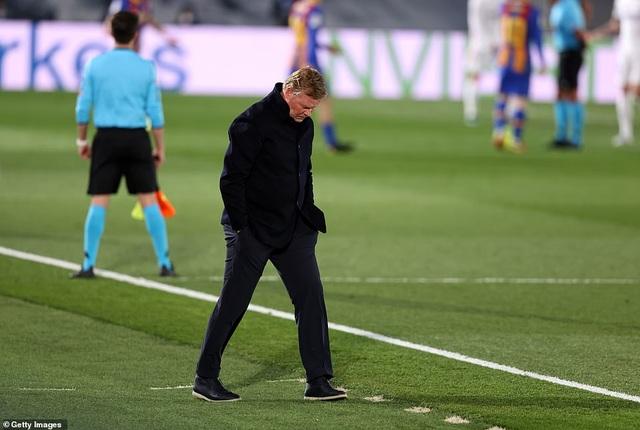 Real Madrid 2-1 Barcelona: Nỗi thất vọng Messi - 10